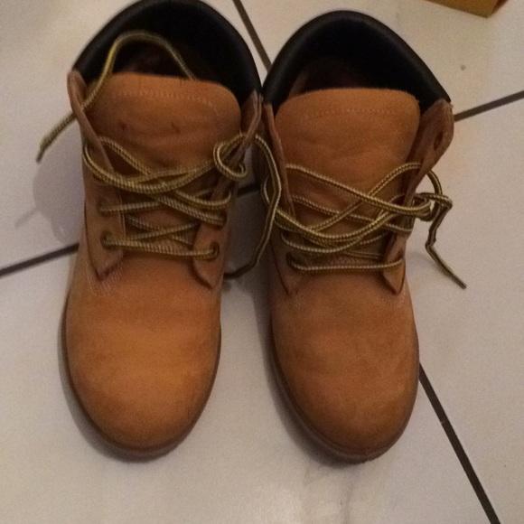 Work boots -brand Herman Survivors size 3 kids fa904e87738e